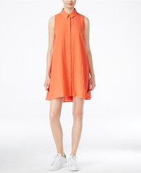 Rachel Roy Women's Shift Shirtdress - Poppy - Size: XL