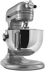 Kitchen Aid 5 Quart Professional Stand Mixer - Silver