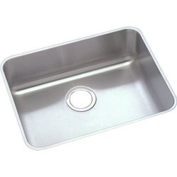 "Elkay 21-1/2"" Undermount Stainless Steel Kitchen Sink( ELUHAD191650)"