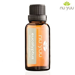 Nu Yuu Eucalyptus 100% Pure Therapeutic Grade Essential Oil, Size 30 mL