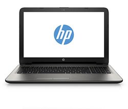 """HP 15.6"""" Notebook 1.9GHz 8GB 750GB Win 10 Home - Silver (15-AC161NR)"""