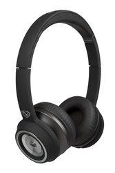 Monster NTune On Ear Headphones - Matte Black