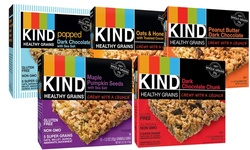 Kind Healthy Grains Bars - Maple Pumpkin Seeds W/ Sea Salt - 40 Ct