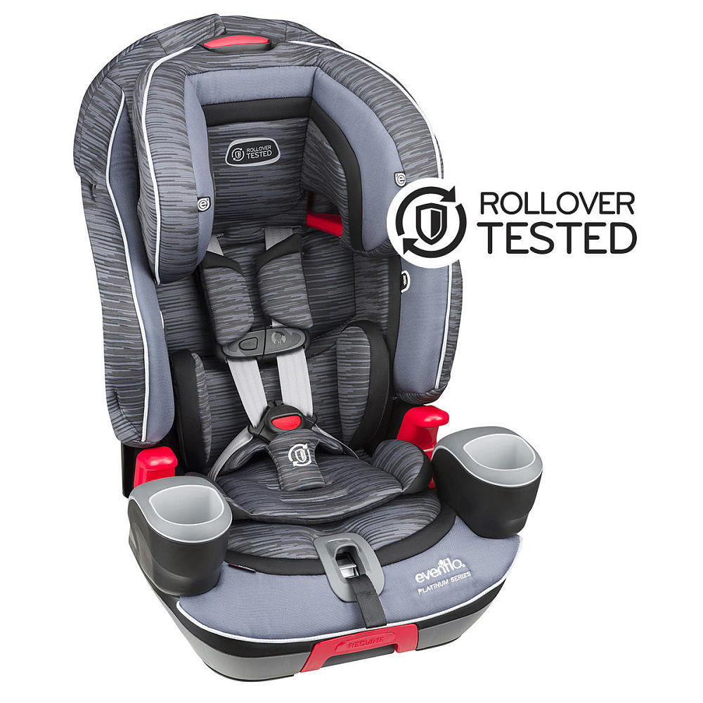 Evenflo Platinum Evolve 3 In 1 Combination Booster Seat