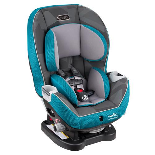 Evenflo Platinum Triumph LX Convertible Car Seat