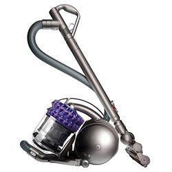 Dyson CY18 Cinetic Animal Bagless Canister Vacuum - Iron/Purple