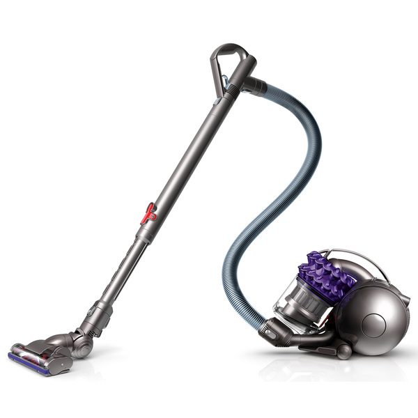 dyson dc47 animal compact canister vacuum cleaner iron. Black Bedroom Furniture Sets. Home Design Ideas