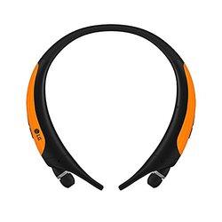 LG Tone Active Bluetooth Stereo Headphones - Orange (HBS-850)