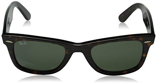 85f4ccd64b ... Ray-Ban Original Wayfarer Classic Tortoise - Green Lenses (RB2140- 902)  ...
