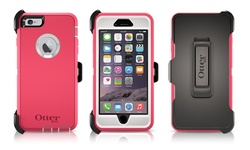 Otterbox Defender Case For iPhone 6 Plus: Pink