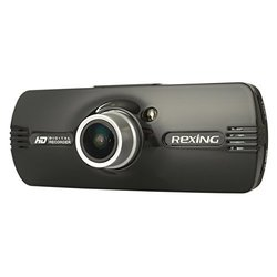 """Rexing 2.7"""" LCD FHD 1080p Dashboard Camera Recorder with G-Sensor (F9)"""