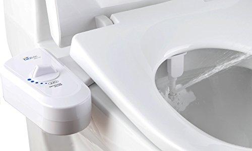 Bio Bidet Simplet Non Electric Bidet Toilet Seat Attachment White Check Back Soon Blinq