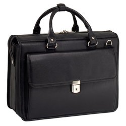 Mcklein Handheld Laptop Bags: Gresham 15975 - Leather