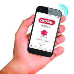 ... Genie Aladdin Connect Smartphone Controlled Garage Door Opener  (ALKT1 R) ...