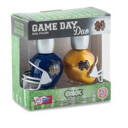NCAA Football-Helmet Licensed Nail Polish - Notre Dame