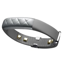 Jawbone Fitness Tracker -  Up3 - Silver Cross -One Size - (JL04-0101ACA-US)