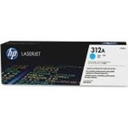 Genuine HP Cyan LaserJet Toner Cartridge (CF381A)