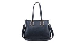 MKF Collection Jannet Shoulder Bag - Blue