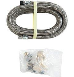 GE 6' Universal Dishwasher Water Connection Kit
