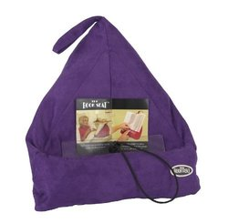 The Book Seat - Book Holder and Travel Pillow Style - Purple - Size: 1 Pack