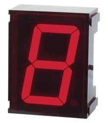 Velleman Jumbo Single Digit Clock Plastic