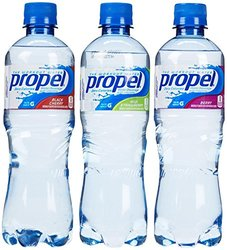 Propel Zero Water Variety Pack ( ea. pk.) 16.9 oz, 24
