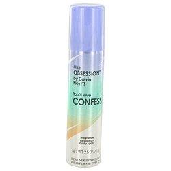 Designer Imposters Confess Fragrance Body Spray - 2.5 oz
