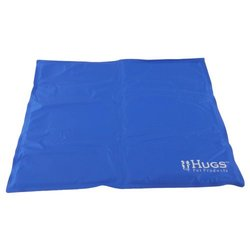 "Hugs Pet Products Chilly Mat Comfort Cooling Gel Pet Mat, XL (37"" x 31.5"")"