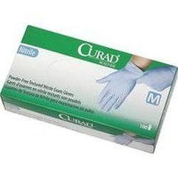 Medline Curad Powder-Frees, Nitrile, Universal?