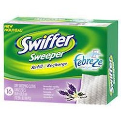 Swiffer Dry Sweeping Cloths - Lavender Vanilla - 16 cloths