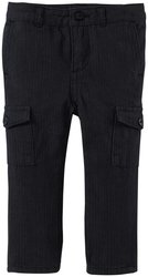 Vince Kid's Tweed Cargo Pants - Heather Carbon - Size: 18 Months