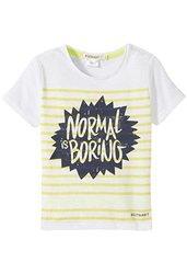 Billybandit Slub Jersey T-Shirt (Todd) - Sun - Size: 18 Months