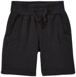 Appaman Maritime Shorts for Kid's - Black - 5 Months (Toddler)