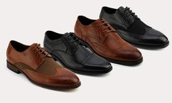 XRay Oxford Men's Tayler Derby Shoes - Tan - Size: 8.5