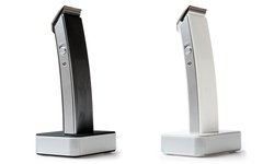 Meridian Point Hair Trimmer With Charging Base - Black