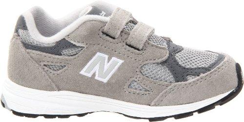 huge discount 75790 c00a6 Girls' New Balance 990 V Infant/Toddler - Grey - Size: 8 ...