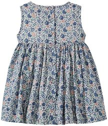 Wheat Pinafore Millie Dress for Kid's - Blue - Size: 3 Years (Toddler)