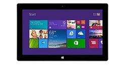 "Microsoft Surface Pro 2 10.6"" Tablet i5 256GB Win 8.1 - Black (7EX-00001)"