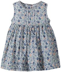 Wheat Pinafore Millie Dress for Kid's - Blue - Size: 4 Years (Toddler)