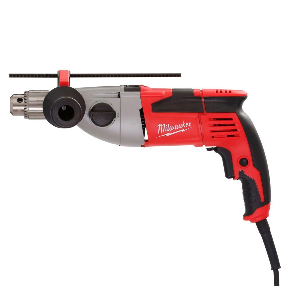 """Milwaukee 1/2"""" Heavy-Duty Hammer Drill (5380-21)"""