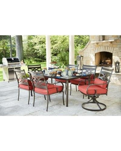 Hampton Bay Middletown 7 Piece Patio Dining Set Check Back Soon