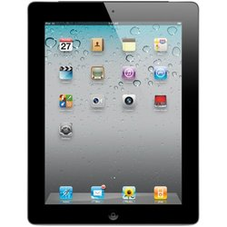 "Apple iPad 2 9.7"" Tablet 64GB WiFi+ AT&T 3G - Black (MC984LL/A)"