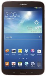 "Samsung Galaxy Tab 3 8"" Tablet 16GB - Brown (SM-T3100GNYXAR)"