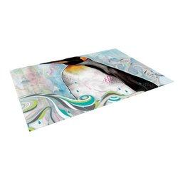 """Kess InHouse 8'x8' Mat Miller """"King"""" Indoor/Outdoor Floor Mat"""