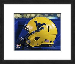 "NCAA West Virginia Mountaineers Famed Sports Photograph - Size: 18"" x 22"""