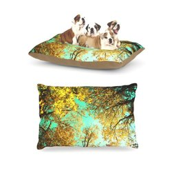 "Kess InHouse Sylvia Cook Fleece Dog Bed - Multi - Size: 30"" x 40"""