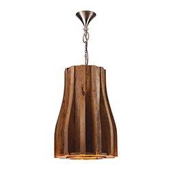 Dimond Home Wooden Retro Pendant - Natural Mango (985-018)