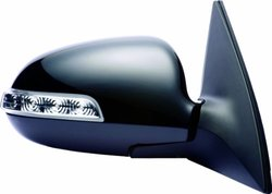 Fit System 65533Y Hyundai Elantra Touring Wagon Passenger Side Replacement Convex Mirror