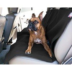 Majestic Pet Universal Waterproof Back Seat Cover - Black