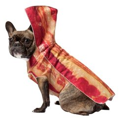 Rasta Imposta Bacon Pet Costume - Small